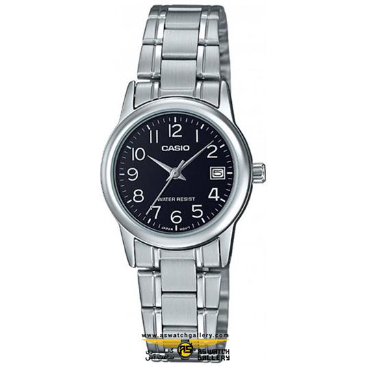 ساعت کاسیو مدل LTP-V002D-1BUDF