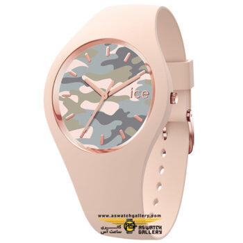 ساعت آیس واچ مدل ICE BASTOGNE-GLAM NUDE-SMALL-3H