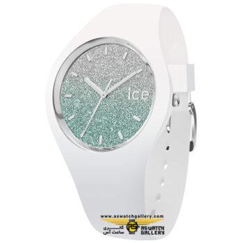 ساعت آیس مدل ICE LO-WHITE TURQUOISE-MEDIUM-3H