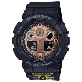 ساعت جی شاک مدل GA-100MMC-1ADR
