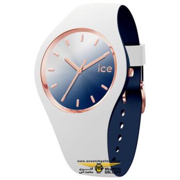 ساعت آیس مدل ICE DUO CHIC-WHITE MARINE-MEDIUM