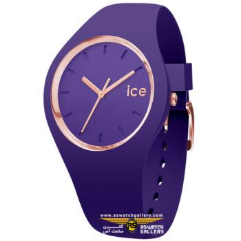 ساعت آیس مدل ICE GLAM COLOUR-VIOLET-MEDIUM