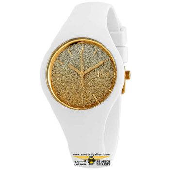 ساعت آیس مدل ICE LO-WHITE GOLD-SMALL