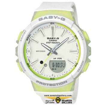 ساعت کاسیو بی بی جی مدل BGS-100-7A2DR