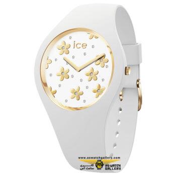 ساعت آیس واچ مدل ICE FLOWER-PRECIOUS WHITE-MEDIUM