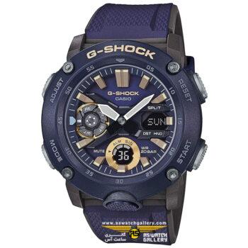 ساعت جی شاک مدل GA-2000-2ADR