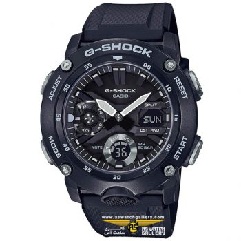 ساعت جی شاک مدل GA-2000S-1ADR