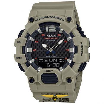 ساعت کاسیو مدل HDC-700-3A3VDF