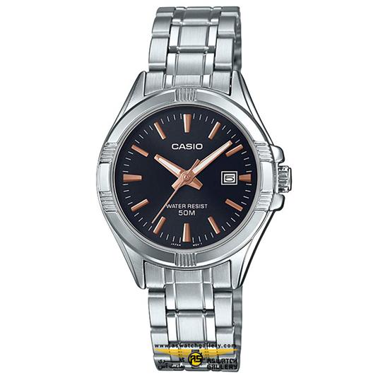 ساعت کاسیو زنانه مدل LTP-1308D-1A2VDF