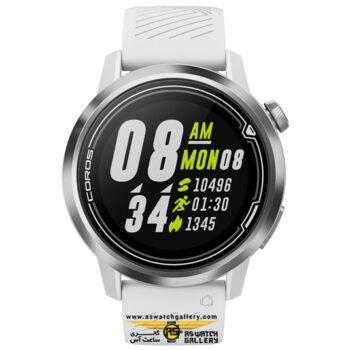 ساعت کوروس COROS APEX WHITE 46MM ، ساعت کوروس ایپکس سفید 46