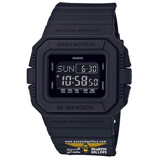 ساعت جی شاک مدل DW-D5500BB-1DR