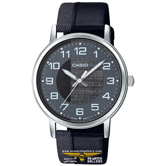 ساعت کاسیو مدل MTP-E159L-1BDF