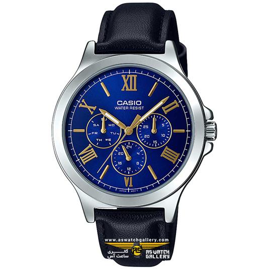 ساعت کاسیو مدل MTP-V300L-2AUDF