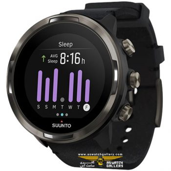 SUUNTO 9 BARO TITANIUM LEATHER