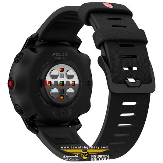ساعت پلار GRIT X BLACK