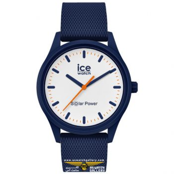 ساعت آیس واچ ICE SOLAR POWER-PACIFIC-MEDIUM-MESH STRAP