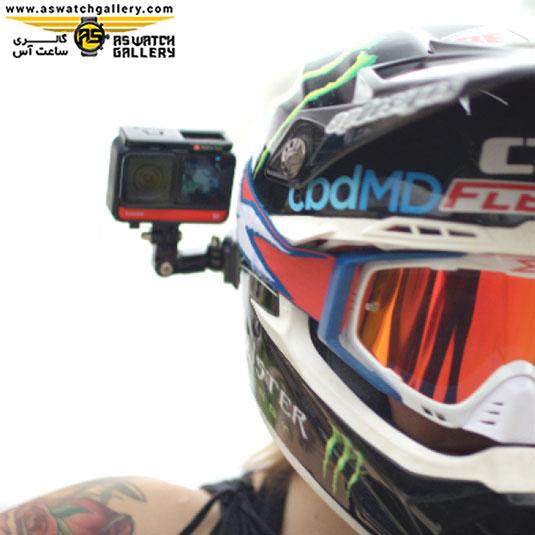 بسته کوهنوردی کلاه دوربین اینستا 360