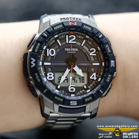 ساعت کاسیو پروترک PRT-B50T-7DR
