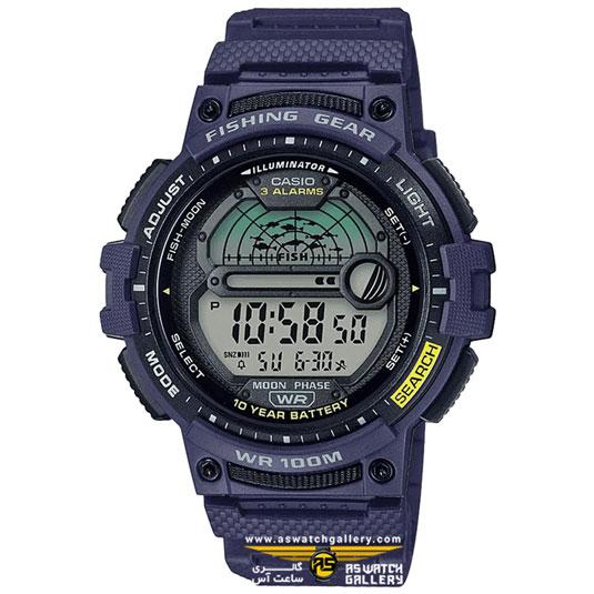 ساعت کاسیو WS-1200H-2AVDF