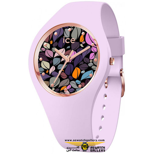 ساعت آیس واچ ICE flower-Lilac petals-Medium