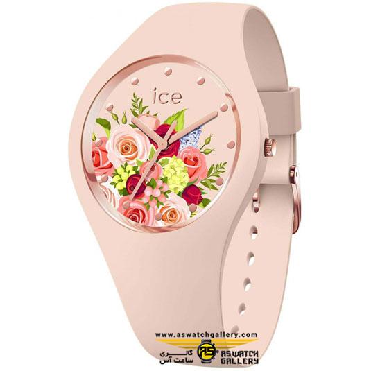 ساعت آیس واچ ICE flower-pink bouquet-Medium