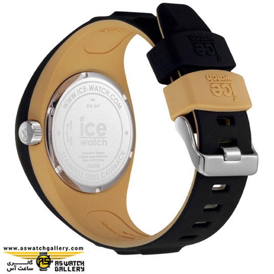 ساعت آیس واچ P.Leclercq-Black beige-Medium